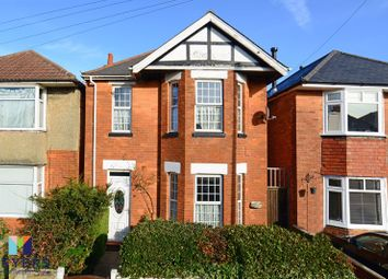 Thumbnail 4 bed detached house for sale in Kimberley Road, Southbourne