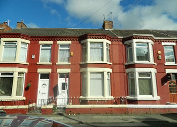 Thumbnail 3 bed terraced house to rent in 35 Gidlow Road, Liverpool