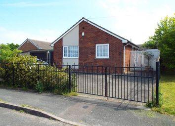 Thumbnail 3 bed bungalow for sale in Edwinstowe Drive, Selston, Nottingham, Nottinghamshire