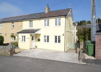 Thumbnail 3 bed semi-detached house to rent in Forest Road, Llanharry, Pontyclun