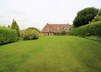 Thumbnail 4 bed detached house to rent in Coombe Road, Otford, Sevenoaks