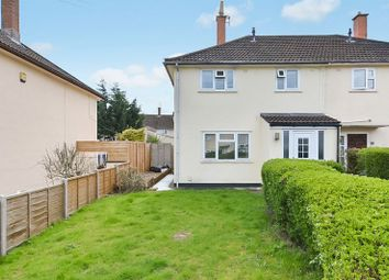 Thumbnail 3 bedroom semi-detached house for sale in Elvard Close, Bishopsworth, Bristol