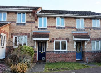 Thumbnail 2 bedroom terraced house for sale in Sorrel Drive, Thetford