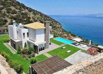 Thumbnail 3 bed villa for sale in Agios Nikolaos, Lasithi, Gr