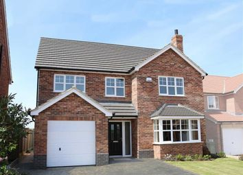 Thumbnail 4 bed property for sale in Plot 32, The Haddon, Scunthorpe
