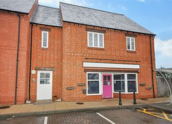 Thumbnail 2 bed flat for sale in Barnwell Court, Mawsley Village, Kettering, Northamptonshire