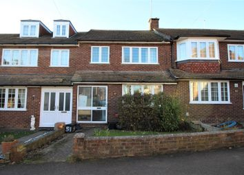 Thumbnail 3 bed terraced house for sale in Spencer Avenue, West Cheshunt