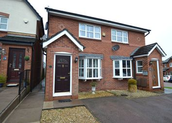 2 bed semi-detached house for sale in Ambleside Close, Macclesfield SK11