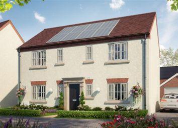Thumbnail 4 bed detached house for sale in The Fairways, Priors Hall Park, Corby