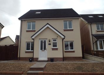 Thumbnail 4 bed detached house to rent in Heol Y Foel, Foelgastell, Llanelli