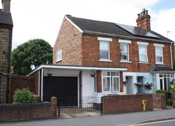 Thumbnail 3 bed semi-detached house for sale in Spring Road, Kempston, Bedford, Bedfordshire