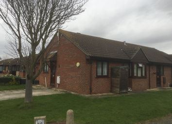 Thumbnail 1 bed semi-detached bungalow to rent in Battisford Drive, Clacton On Sea