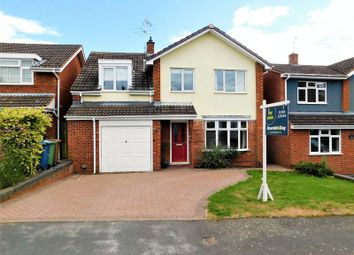 Thumbnail 4 bed detached house for sale in Harland Close, Little Haywood, Stafford