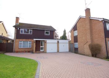 Thumbnail 4 bed detached house for sale in Walnut Close, Cheltenham, Gloucestershire