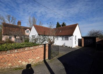 Thumbnail 3 bed detached bungalow for sale in Church Lane, Bocking, Braintree