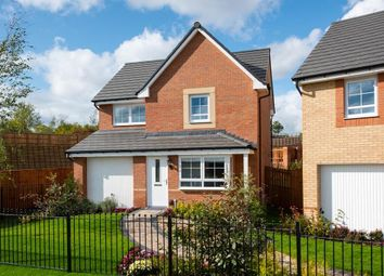 "Thumbnail 3 bedroom detached house for sale in ""Derwent"" at Woodcock Square, Mickleover, Derby"