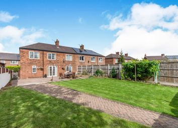 Thumbnail 4 bed semi-detached house for sale in Broomhill Avenue, Knottingley