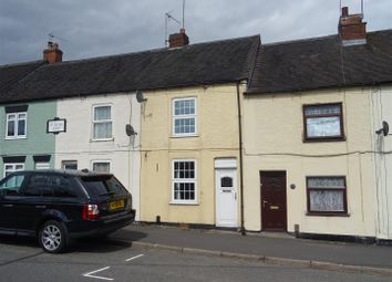 Thumbnail 2 bed terraced house for sale in St. Georges Hill, Swannington, Leicestershire