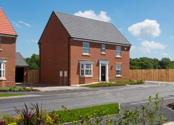 "Thumbnail 4 bed detached house for sale in ""Layton"" at Kingfisher Drive, Whitby"