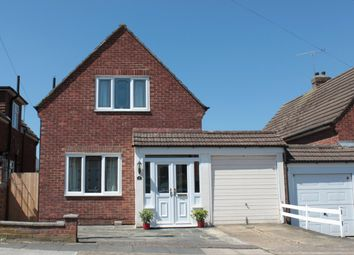 Thumbnail 2 bedroom link-detached house for sale in Irons Way, Romford, London