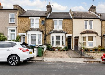 Thumbnail 2 bed terraced house for sale in Plum Lane, London