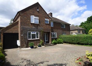 Thumbnail 3 bed semi-detached house for sale in Rudge Rise, Addlestone