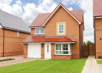 "Thumbnail 3 bed detached house for sale in ""Cheadle"" at Weddington Road, Nuneaton"