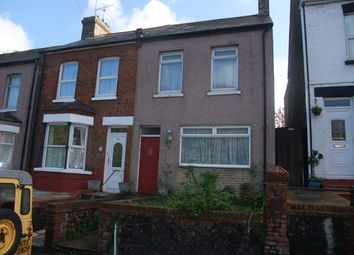 Thumbnail 3 bedroom end terrace house to rent in Tivoli Road, Margate