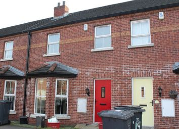 Thumbnail 3 bed terraced house to rent in Lewis Avenue, Belfast