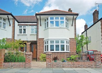 Thumbnail 4 bed semi-detached house to rent in Carlisle Road, Hampton