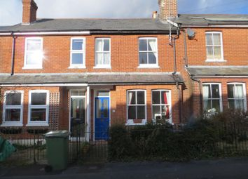 Thumbnail 3 bed terraced house to rent in Gordon Avenue, Winchester