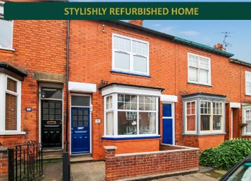 Thumbnail 3 bedroom terraced house for sale in Howard Road, Clarendon Park, Leicester
