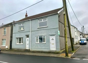 Thumbnail 4 bed detached house for sale in Main Road, Dyffryn Cellwen, Neath