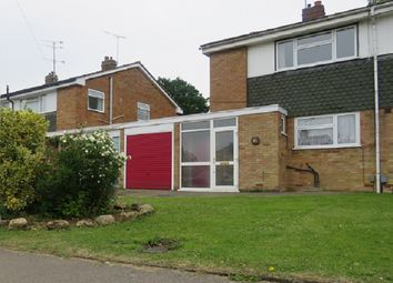 Thumbnail 3 bed semi-detached house for sale in Slimmons Drive, Sandridge, St.Albans