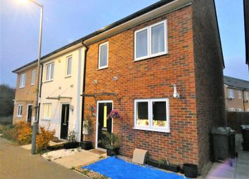 Thumbnail 3 bed terraced house for sale in Hedges Way, Luton