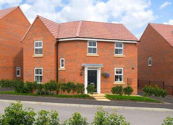 "Thumbnail 3 bed detached house for sale in ""Fairway"" at Carters Lane, Kiln Farm, Milton Keynes"