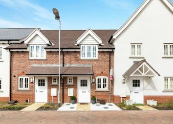 Thumbnail 2 bed terraced house for sale in Corporal Close, Colchester