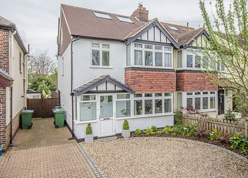 Thumbnail 4 bed property for sale in Hampton Court Avenue, East Molesey