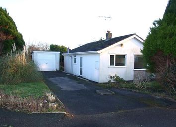 Thumbnail 2 bed bungalow to rent in St Leonards Avenue, Crundale, Haverfordwest