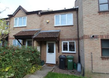 Thumbnail 2 bed terraced house to rent in Bluebell Close, Thornbury, Bristol