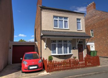 Thumbnail 3 bed detached house for sale in West Street, Enderby, Leicester