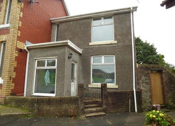 Thumbnail 2 bed end terrace house to rent in Williams Terrace, Brynmenyn, Bridgend.
