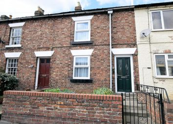 Thumbnail 2 bed cottage for sale in St Hildas Street, Sherburn, North Yorkshire