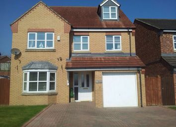 Thumbnail 6 bed detached house to rent in The Beeches, Middleton St George