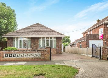 Thumbnail 2 bed detached bungalow for sale in Gournay Avenue, Gorleston, Great Yarmouth