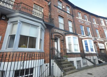 Thumbnail 1 bed flat to rent in The Crescent, York