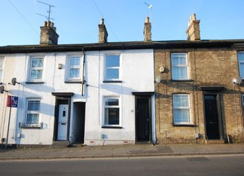 Thumbnail 3 bed terraced house to rent in Stoke Road, Leighton Buzzard