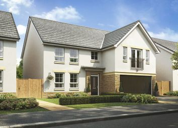 "Thumbnail 4 bed detached house for sale in ""Colville"" at Merchiston Oval, Brookfield, Johnstone"