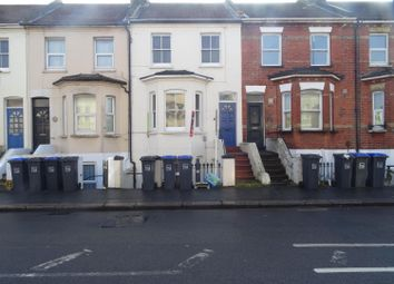 Thumbnail 1 bed flat to rent in Newland Road, Broadwater, Worthing