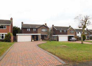 Thumbnail 5 bed detached house for sale in Top Road, Acton Trussell, Stafford